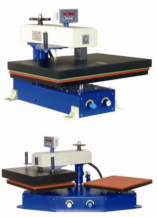 Digital Heat Transfer Press Machine