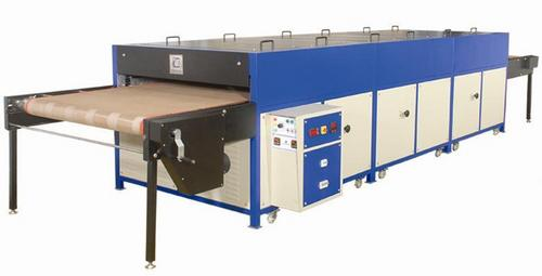 Conveyor Curing Electric Dryer Machine