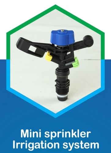Plastic Micro Sprinkler System