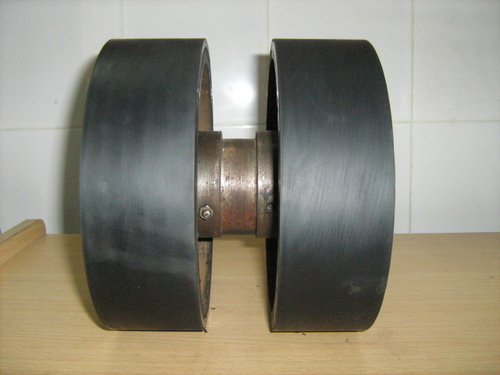 Rubber Pressing Rollers