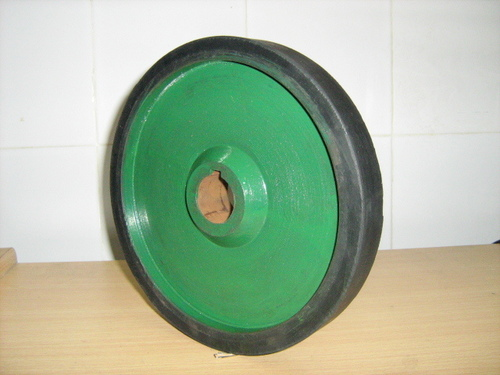 Rubber Builder Wheel