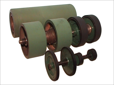 Antistatic Jute Mill Pressing Rollers