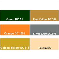 Concrete Colors