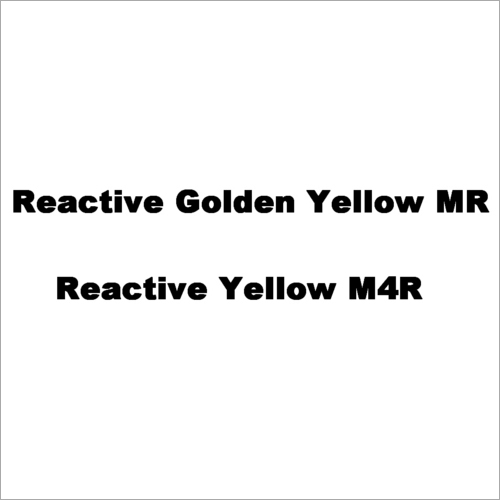 Reactive Golden Yellow Dyes