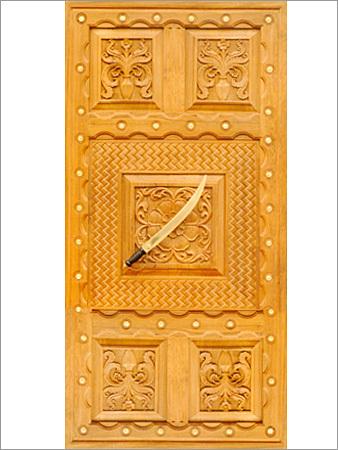 Rosewood Pooja Door