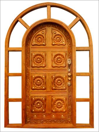 Rosewood Traditional Wooden Door