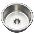 Stainless Steel Round Sinks