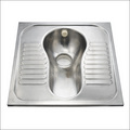 Stainless Steel Indian Toilet
