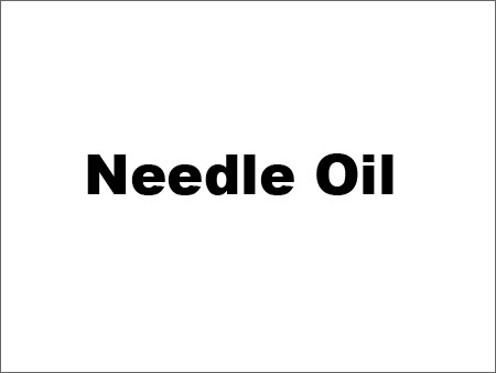 Needle Oil