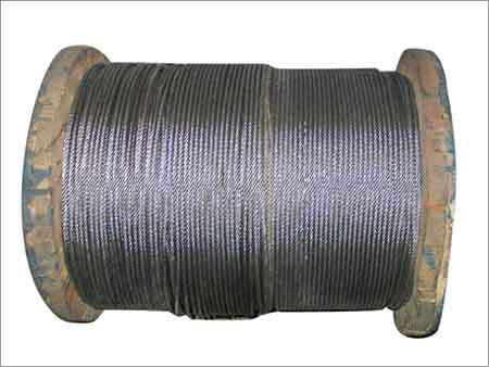 High Carbon Wire Ropes