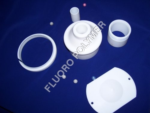 PTFE Moulded & Machined Components
