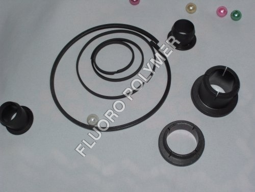 Carbon & Graphite Filled PTFE Moulded Components