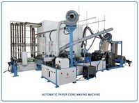 Automatic Paper Cone Making Machinery