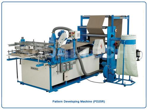 High Speed  Pattern Developing Machinery