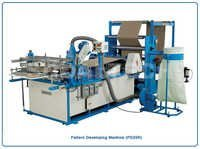 High Speed  Pattern Developing Machinery