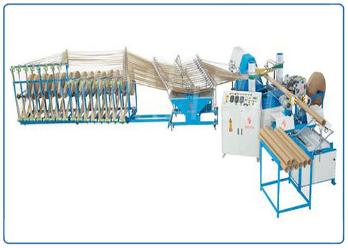 Paper Core Making Machinery