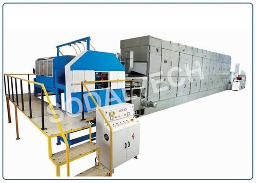 Paper Recycle Pulp Moulding Machinery