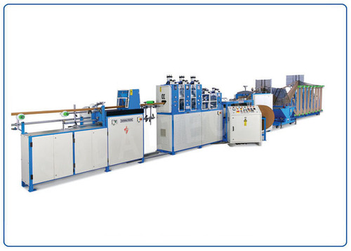 Paper Edge Protector Making Machinery