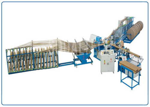 Automatic Paper Core Polishing Machinery
