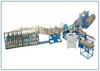 Automatic Paper Core Polishing Machinery