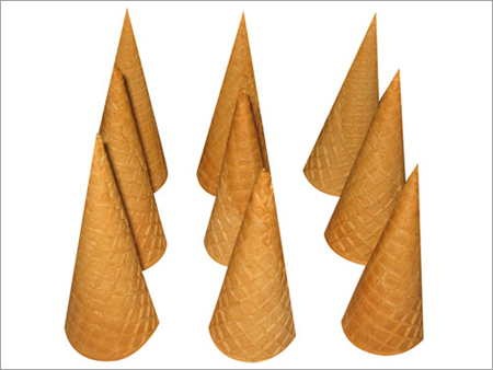 Regular Size Sugar Biscuit Cones