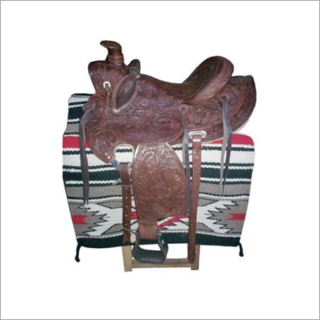 Western Tack Saddle