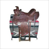 Western Tack Saddle