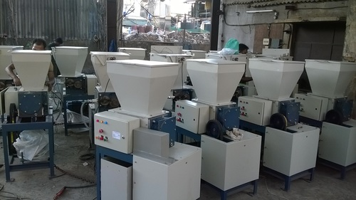 Medical Waste Shredder as per CPCB guidelines