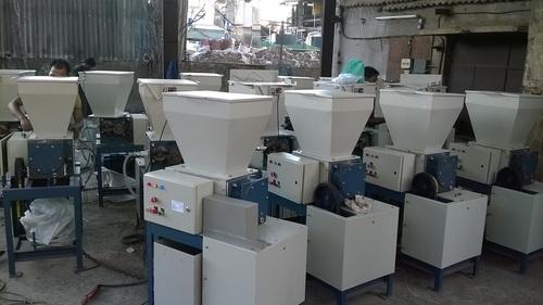 Medical Waste Shredder as per CPCB guidelines