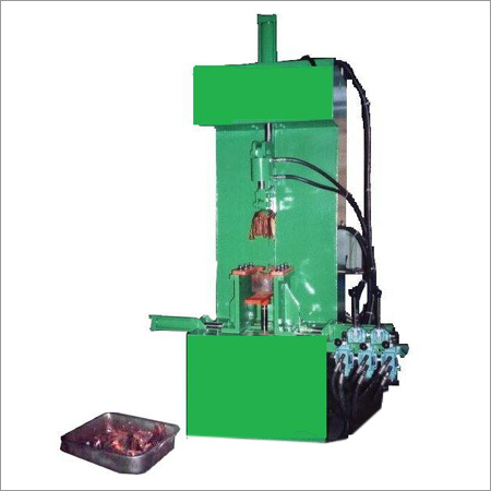 Scrap Motor Recycling Machine
