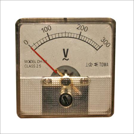 Moving Iron Type SR 52 A.C. Voltmeter