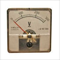 Moving Iron Type SR 52 A.C. Voltmeter