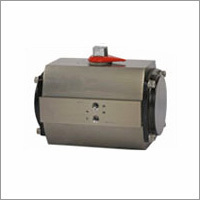 Double Acting Pneumatic Rotary Actuator