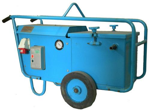 Vacuum De-Watering System Machine