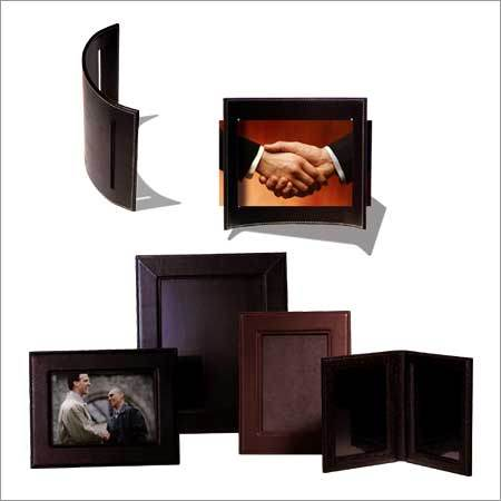 Leather Decorative Frame