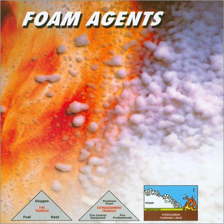Fire Fighting Foam Agents