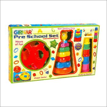 Girnar Pre School Set