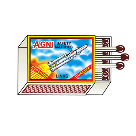 Double Safety Matches