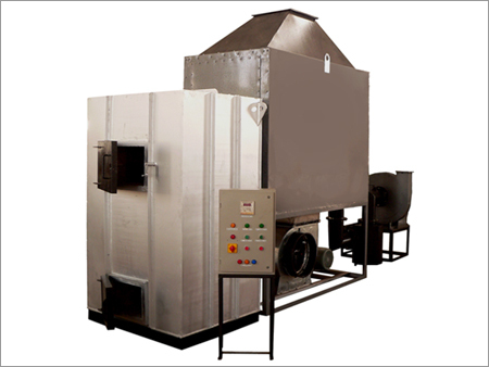 Wood/Coal/Solid Fuel fired Air Heaters