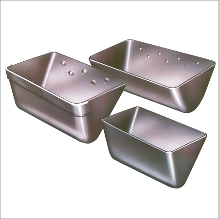 Seamless Steel Elevator Buckets