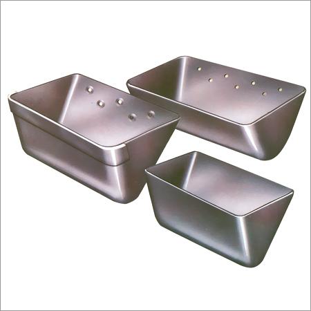 Seamless Steel Elevator Buckets