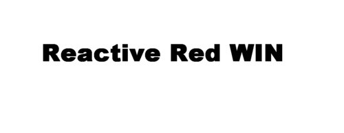 Reactive Red WIN Dyes