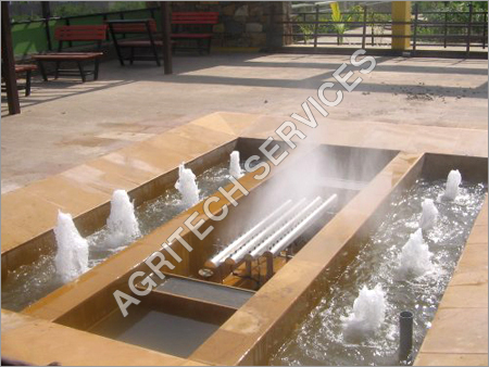 Outdoor Water Fountains