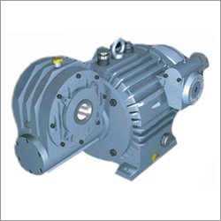 Variable Worm Geared Motor
