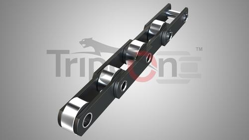 Hollow Bearing Pin Chain