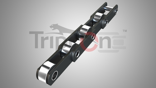 Hollow Bearing Pin Chain