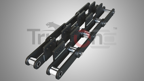 Heavy Duty Elevator Chain (Crank Design)