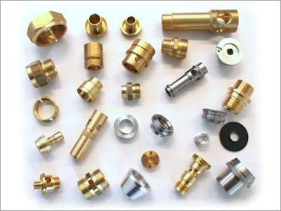 Brass Precision Turned Components