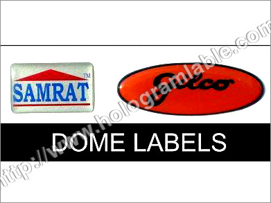 Dome Labels