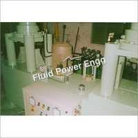 Hydraulic Twin Shearing Press